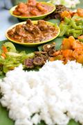 Sri Lankan supper in BARCELONA
