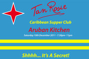 Aruban Supper Club - Saturday 10th December 2011