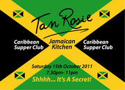 Jamaican Supper Club - 15th October 2011