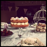 The Secluded Midnight Feast Tea Party