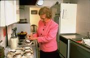 Margaret Thatcher Tea