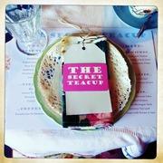 AFTERNOON TEA @ the secret teacup