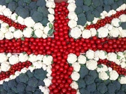For Queen and Country - a celebration of English foods