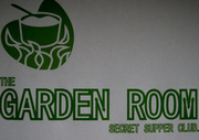 gardenroom secret supper club