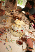 Secret Crafternoon Tea Party