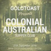 Colonial Australian Supper Club