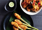 Indonesian feast for those who love great food and company