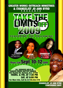 Take the Limits Off Conference 2009
