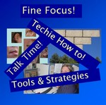 """Edublogs Fine Focus - """"Students are students – real or virtual!"""""""