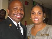 Capitan Eric Jackson & Nicole