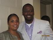 Marcus Wiley, and Nicole