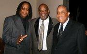 Pastor G. Ross, Myke Ross & Lou Donaldson