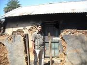 Destroyed church building of Popposi(Didi GP)- Ponuel