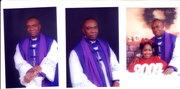 Bishop Obi and his loving children