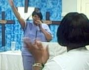 Pastor Kendra Smith of Greater Faith