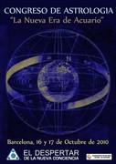 Congreso de astrología Nueva Era. Barcelona