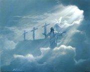 Jesus Descending