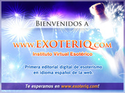 Inaguracion de www.EXOTERIQ.com
