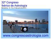 32 Congreso Ibérico de Astrología- Barcelona 2015