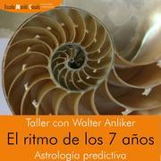 Taller El ciclo de los 7 años con Walter Anliker