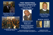 Free Expectancy Conference