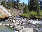 Fall Foliage & Hot Springs in the Eastern Sierra Nevada, CA
