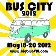 Big Blue's Bus City 2012 - Guerneville, CA