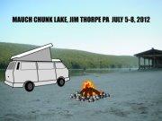 VW Campout at Mauch Chunk Lake Park, Jim Thorpe, PA
