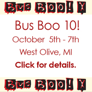 Bus Boo 10 - West Olive, MI