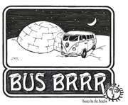 Buses by the Beach Bus BRR!!