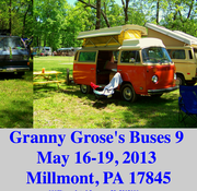 Granny Grose's Buses 9 - Millmont, PA