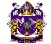 Apostolic Seal of Apostle Farmer & NGMC