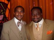 Me and Bishop Eddie Long