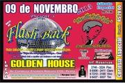 Noite do Flash Back no Golden House
