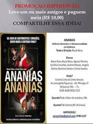 Espetáculo Teatral ANANIAS