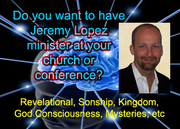 DO YOU WANT TO HAVE PROPHET JEREMY LOPEZ TO MINISTER?