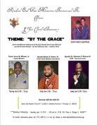 2010 New 5th Year Church Anniversary Flyer