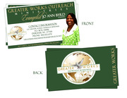 Byrd ministry cards