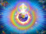 The New Earth Aura-Pink and more work needed