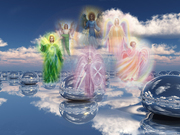Love, Forgiveness and Magic of the Angels