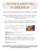 Home Canning Workshop