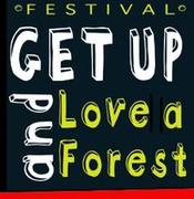 Get Up! Love a Forest Fest with The Boom Booms & Funk Hunters