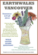 """*""""Fish in the City - Fisherman's wharf to Granville Island market"""" with Louise Towell"""