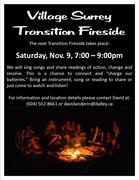 *Transition Fireside