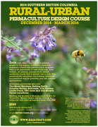 Urban Rural Permaculture Design Course
