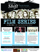 *Community Shift Film Series