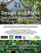 *Reminder: Thursday Evening -- Design and Plant Your Edible Forest Garden w/Calgary's reGenerate Design
