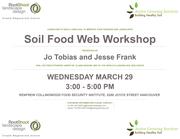 FREE Soil Food Web Workshop