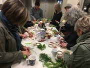 *Wild Herbal and Mineral Vinegars (by donation workshop, FREE for seniors)