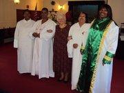 healtheland apostle gant, apostle israel pastor jo pastor dorothy pastor maureen
